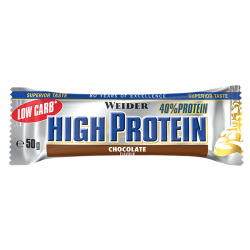 40% HIGH PROTEIN LOW CARB...