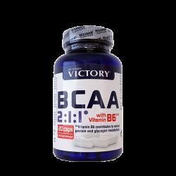 BCAA 2:1:1 en capsulas