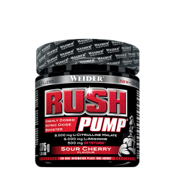 Rush Pump Sour Cherry