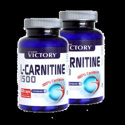 PACK DUO L-Carnitine 1500...