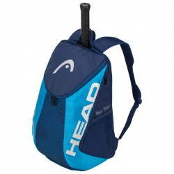TOUR TEAM BACKPACK - NAVY BLUE