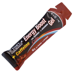 Energy Boost Gel + Cafeina